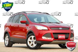 Used 2015 Ford Escape SE | FWD | 1.6L I-4 GTDI for sale in Kitchener, ON