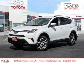 Used 2017 Toyota RAV4 LE for sale in Ancaster, ON