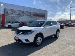 Used 2015 Nissan Rogue S AWD CVT for sale in Smiths Falls, ON
