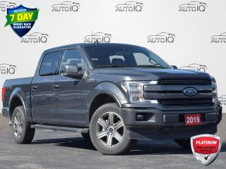 Used 2019 Ford F-150 Lariat CREW CAB | SPORT | LEATHER | MOONROOF | HEATED/COOLED SEATS | 20