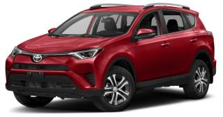 Used 2017 Toyota RAV4 LIMITED  for sale in Owen Sound, ON