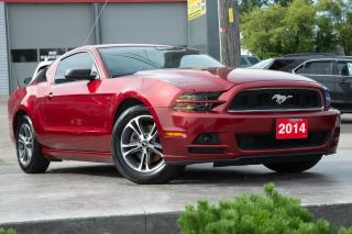 Used 2014 Ford Mustang GOOD CONDITION - ALLOY WHEELS - V6 for sale in Chatham, ON