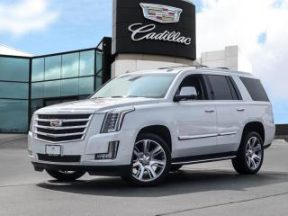 Used 2017 Cadillac Escalade Luxury CLEAN HISTORY! | 6.2L V8! for sale in Burlington, ON