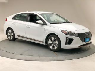 Used 2019 Hyundai IONIQ Electric Preferred White for sale in Vancouver, BC