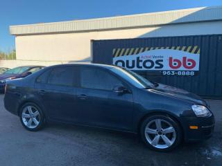 Used 2008 Volkswagen Jetta AUTOMATIQUE for sale in Laval, QC