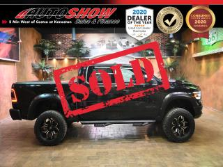 Used 2019 RAM 1500 Huge Lifted New Body-Style Rebel!! for sale in Winnipeg, MB