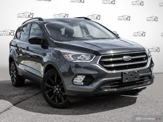 Used 2017 Ford Escape SE NAVIGATION | POWER LIFTGATE | SPORT APPEARANCE PACKAGE for sale in Oakville, ON