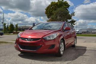 Used 2013 Hyundai Elantra GLS for sale in Kitchener, ON