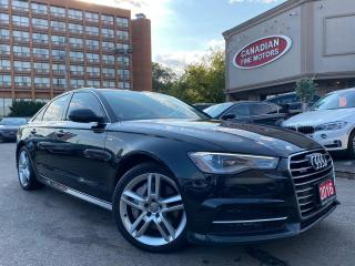 Used 2016 Audi A6 2.0T Progressiv for sale in Scarborough, ON