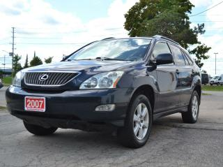Used 2007 Lexus RX 350 RX 350 for sale in Kitchener, ON