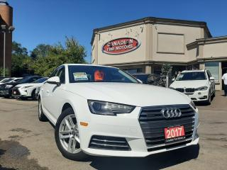 Used 2017 Audi A4 Komfort for sale in Scarborough, ON