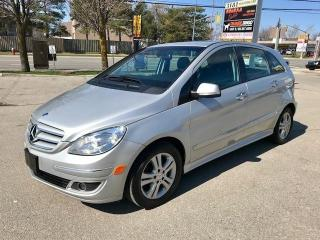 Used 2007 Mercedes-Benz B-Class Turbo for sale in Mississauga, ON