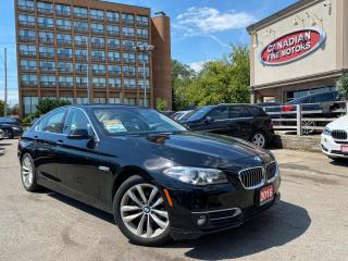 Used 2016 BMW 5 Series 528i xDrive for sale in Scarborough, ON