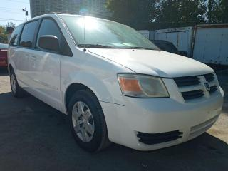 Used 2008 Dodge Grand Caravan SE-EXTRA CLEAN-7 SEATS-STOW N GO-BLUETOOTH-AUX for sale in Scarborough, ON