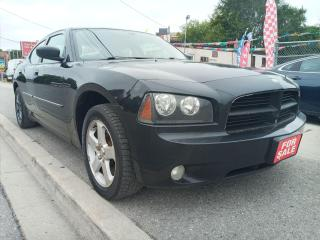 Used 2009 Dodge Charger SXT-ONLY 155K-SUNROOF-POWER-AUX-ALLOYS-MUST SEE!!! for sale in Scarborough, ON