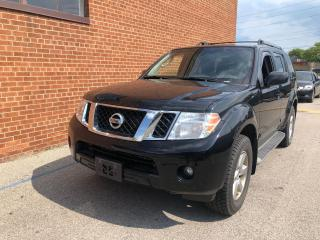 Used 2012 Nissan Pathfinder 4WD/ 7 PASSENGERS for sale in Oakville, ON