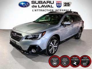 Used 2018 Subaru Outback 2.5i Limited**Cuir Nav Toit** for sale in Laval, QC