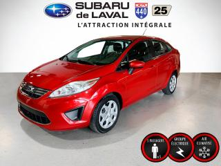 Used 2012 Ford Fiesta SE Berline for sale in Laval, QC