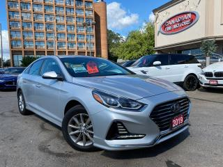 Used 2019 Hyundai Sonata CAR PLAY | CAM | BLUE TOOTH | BAL HYUNDAI WARR | for sale in Scarborough, ON
