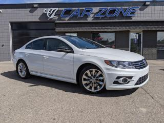 Used 2017 Volkswagen Passat CC Wolfsburg Edition for sale in Calgary, AB