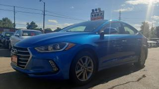 Used 2018 Hyundai Elantra CLEAN CARFAX | CAR PLAY | GLS | ACC | BSM | ROOF | for sale in Scarborough, ON
