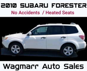 Used 2010 Subaru Forester X sport for sale in Kingston, ON