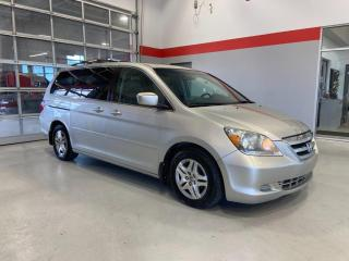 Used 2007 Honda Odyssey EX-L for sale in Red Deer, AB