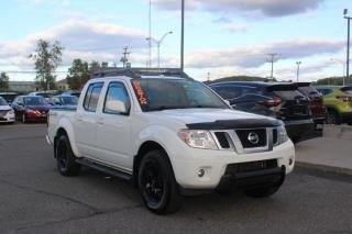 Used 2015 Nissan Frontier PRO-4X 4X4 CREW CAB TOIT*GPS*CAMÉRA for sale in Lévis, QC