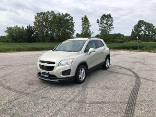 Used 2015 Chevrolet Trax LT for sale in Windsor, ON