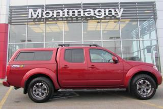 Used 2016 Nissan Frontier 4RM Cabine double AWD Auto PRO-4X for sale in Montmagny, QC