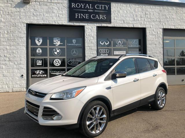 2014 Ford Escape SE 4WD Navigation Panoramic Roof Chrome Package