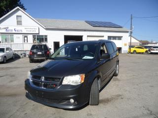 Used 2012 Dodge Grand Caravan Crew for sale in Sarnia, ON