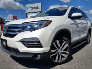 Used 2017 Honda Pilot Touring for sale in Ottawa, ON