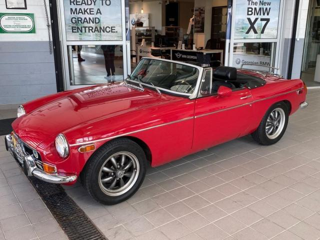 1974 MG MGB EXTREMELY CLEAN