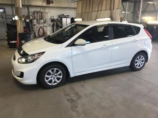 Used 2013 Hyundai Accent Voiture à hayon, 5 p boîte auto GL *Disp for sale in Gatineau, QC