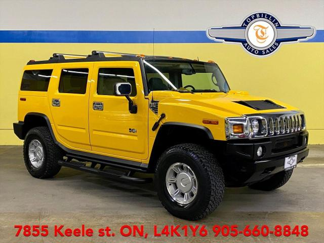 2004 Hummer H2 Only 56,000 Extra Clean