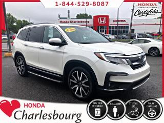 Used 2019 Honda Pilot TOURING AWD ***8 PLACES*** for sale in Charlesbourg, QC