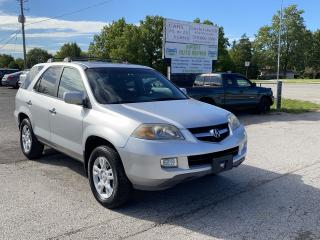 Used 2005 Acura MDX Low KM for sale in Komoka, ON