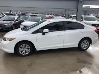 Used 2012 Honda Civic LX.Auto.Bluetooth.OneOwner for sale in Kitchener, ON