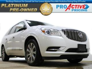 Used 2017 Buick Enclave Premium | V6 | 7 Pass | Sunroof | HTD Steering Whe for sale in Virden, MB