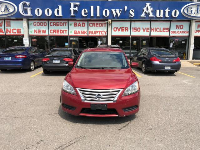 2013 Nissan Sentra S MODEL, BLUETOOTH, AC, 1.8 LITERS