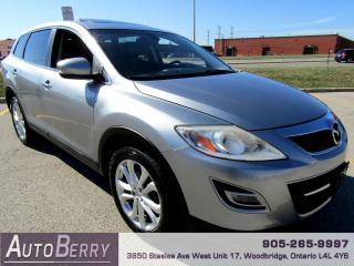 Used 2011 Mazda CX-9 GT - AWD - Navi - B/up Cam for sale in Woodbridge, ON