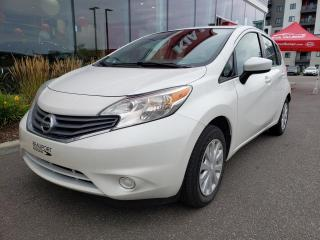 Used 2016 Nissan Versa Note *1.6 SV* AIR* BLUETOOTH*CRUISE* for sale in Québec, QC