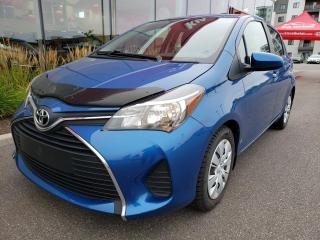 Used 2016 Toyota Yaris Hatchback *LE*AIR*BLUETOOTH* for sale in Québec, QC