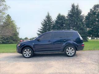Used 2013 Mitsubishi Outlander ES SPORT 4WD for sale in Thornton, ON