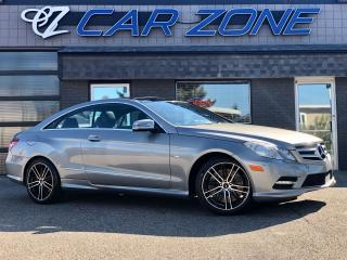 Used 2012 Mercedes-Benz E-Class E 550 for sale in Calgary, AB