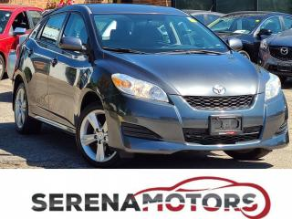 Used 2009 Toyota Matrix XR | 2.4L | AUTO | CRUISE | NO ACCIDENTS for sale in Mississauga, ON