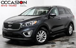 Used 2017 Kia Sorento LX Turbo AWD SIEGES.CHAUFFANTS+CAM.RECUL for sale in Boisbriand, QC