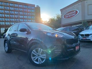 Used 2018 Kia Sportage CLEAN CARFAX | CAM | BLUE TOOTH | HEATED SEATS | for sale in Scarborough, ON