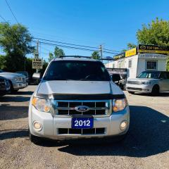 Used 2012 Ford Escape Pre-Owned Certified XLT-4X4 4 Cyl. for sale in Toronto, ON